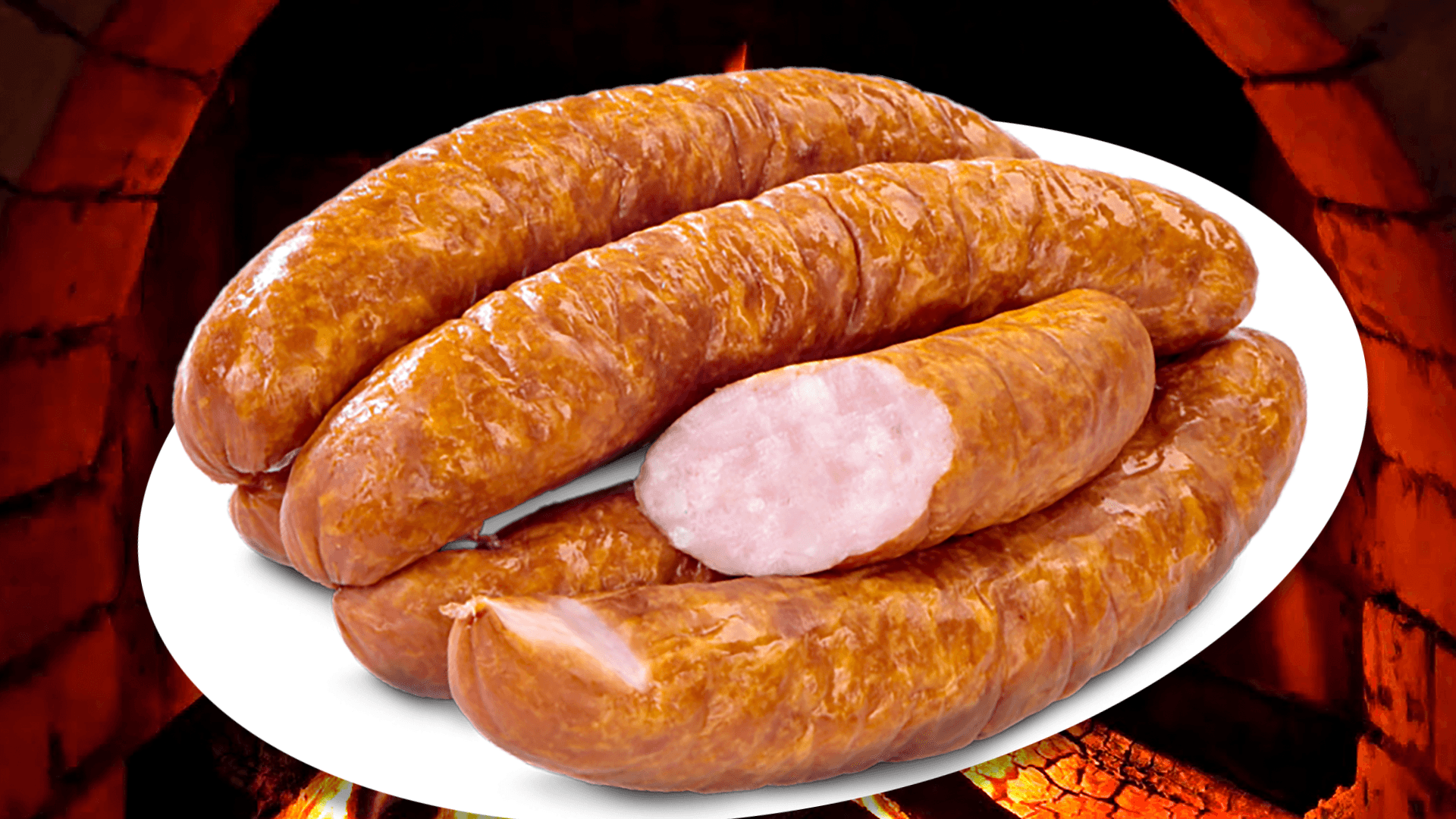 How to Cook Smoked Sausage in the Oven