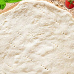 Easy Homemade Pizza Dough (Pizza Crust Recipe in 13 Steps)