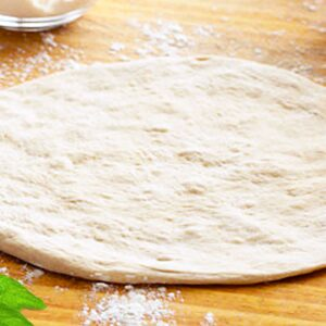 Easy Homemade Pizza Dough without Yeast (Pizza Base Recipe in 8 Steps)