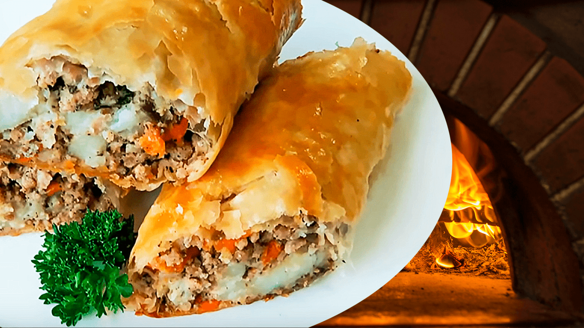 Easy Pork Pie Recipe with Mince, Potato, and Carrot