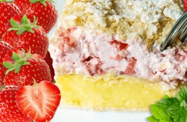 "Fresh Strawberry Cake Recipe (Easy Cremeschnitte Recipe)<span class=""rmp-archive-results-widget ""><i class="" rmp-icon rmp-icon--ratings rmp-icon--star rmp-icon--full-highlight""></i><i class="" rmp-icon rmp-icon--ratings rmp-icon--star rmp-icon--full-highlight""></i><i class="" rmp-icon rmp-icon--ratings rmp-icon--star rmp-icon--full-highlight""></i><i class="" rmp-icon rmp-icon--ratings rmp-icon--star rmp-icon--full-highlight""></i><i class="" rmp-icon rmp-icon--ratings rmp-icon--star rmp-icon--full-highlight""></i> <span>5 (1)</span></span>"