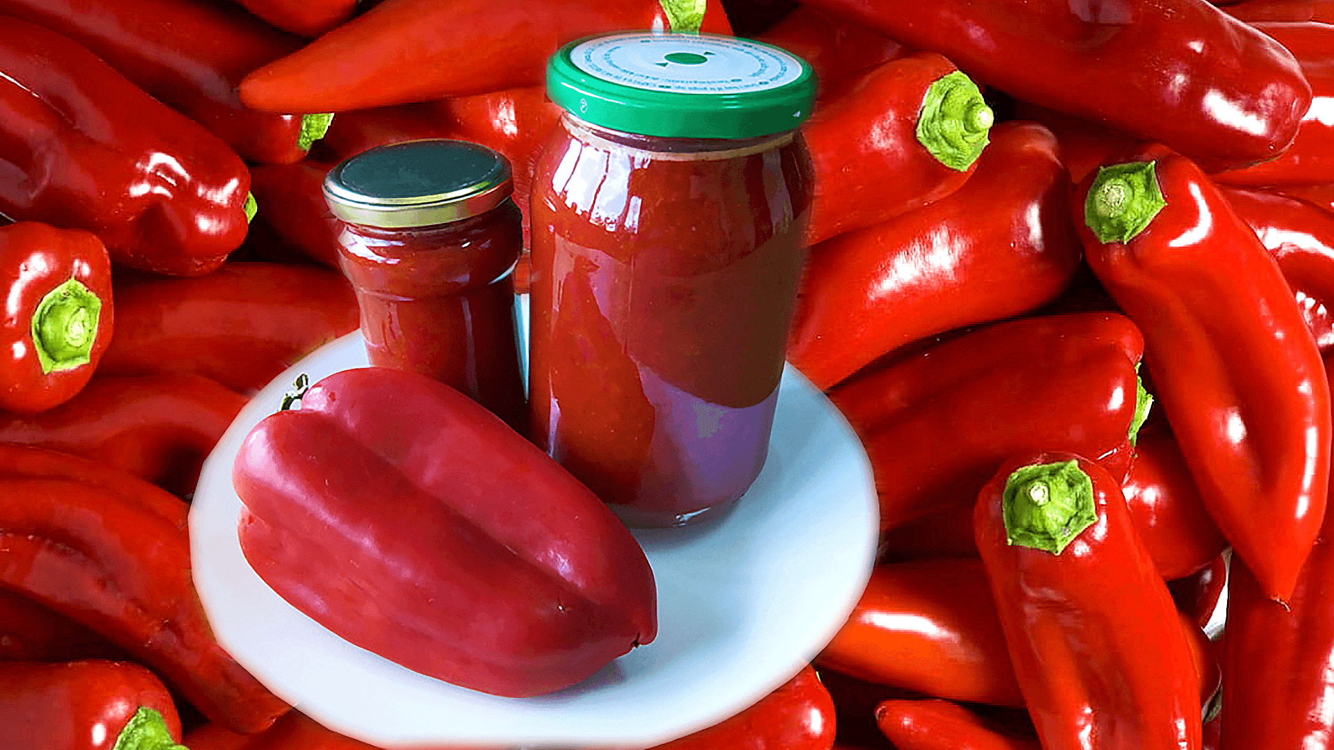 Salted Red Pepper Paste Recipe