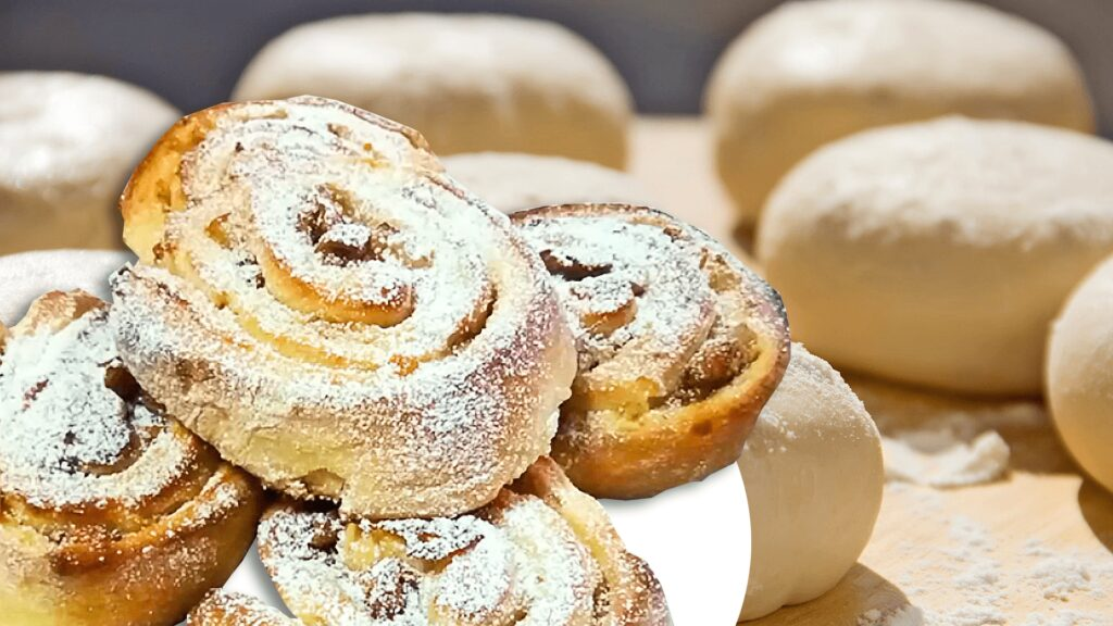 Fig Rolls Recipe (Fig Cinnamon Rolls))