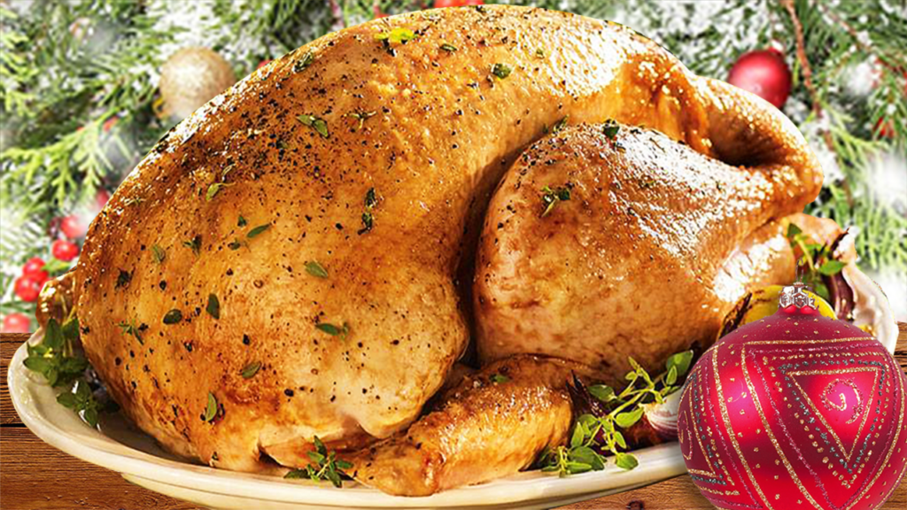 Christmas Recipes - Christmas Food - Roast Turkey
