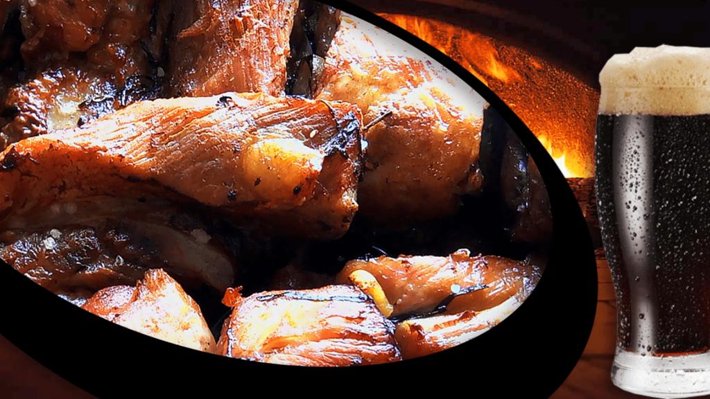 Pork Roast in the Oven with Beer - Easy Pork Roast Recipe