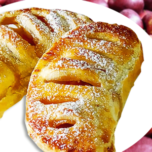 Easy Apple Turnover Recipe (Apple Turnovers with Puff Pastry in 13 Steps)
