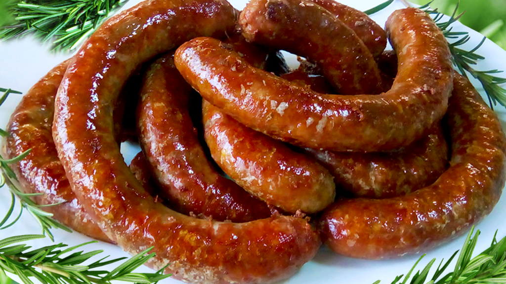 Baked Italian Sausage Recipe - How to Cook Sausage in the Oven!