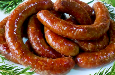 Simple Baked Italian Sausage Recipe in 5 Steps (How to Cook Sausage in the Oven)<span class=