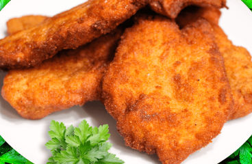 "How to Make Chicken Breast Schnitzel (Chicken Schnitzel Recipe)<span class=""rmp-archive-results-widget ""><i class="" rmp-icon rmp-icon--ratings rmp-icon--star rmp-icon--full-highlight""></i><i class="" rmp-icon rmp-icon--ratings rmp-icon--star rmp-icon--full-highlight""></i><i class="" rmp-icon rmp-icon--ratings rmp-icon--star rmp-icon--full-highlight""></i><i class="" rmp-icon rmp-icon--ratings rmp-icon--star rmp-icon--full-highlight""></i><i class="" rmp-icon rmp-icon--ratings rmp-icon--star rmp-icon--full-highlight""></i> <span>5 (1)</span></span>"