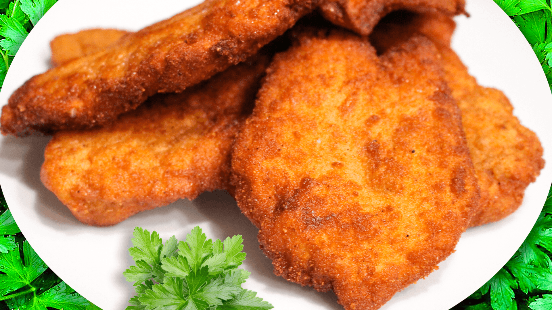 How To Make Chicken Breast Schnitzel Basic Chicken Schnitzel Recipe In 8 Steps