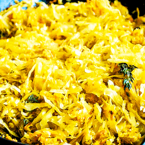 How to Make Fried Sauerkraut (Fried Sauerkraut Recipe)