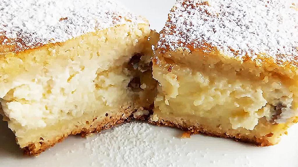 Sweet Ricotta Cheese Pie Recipe