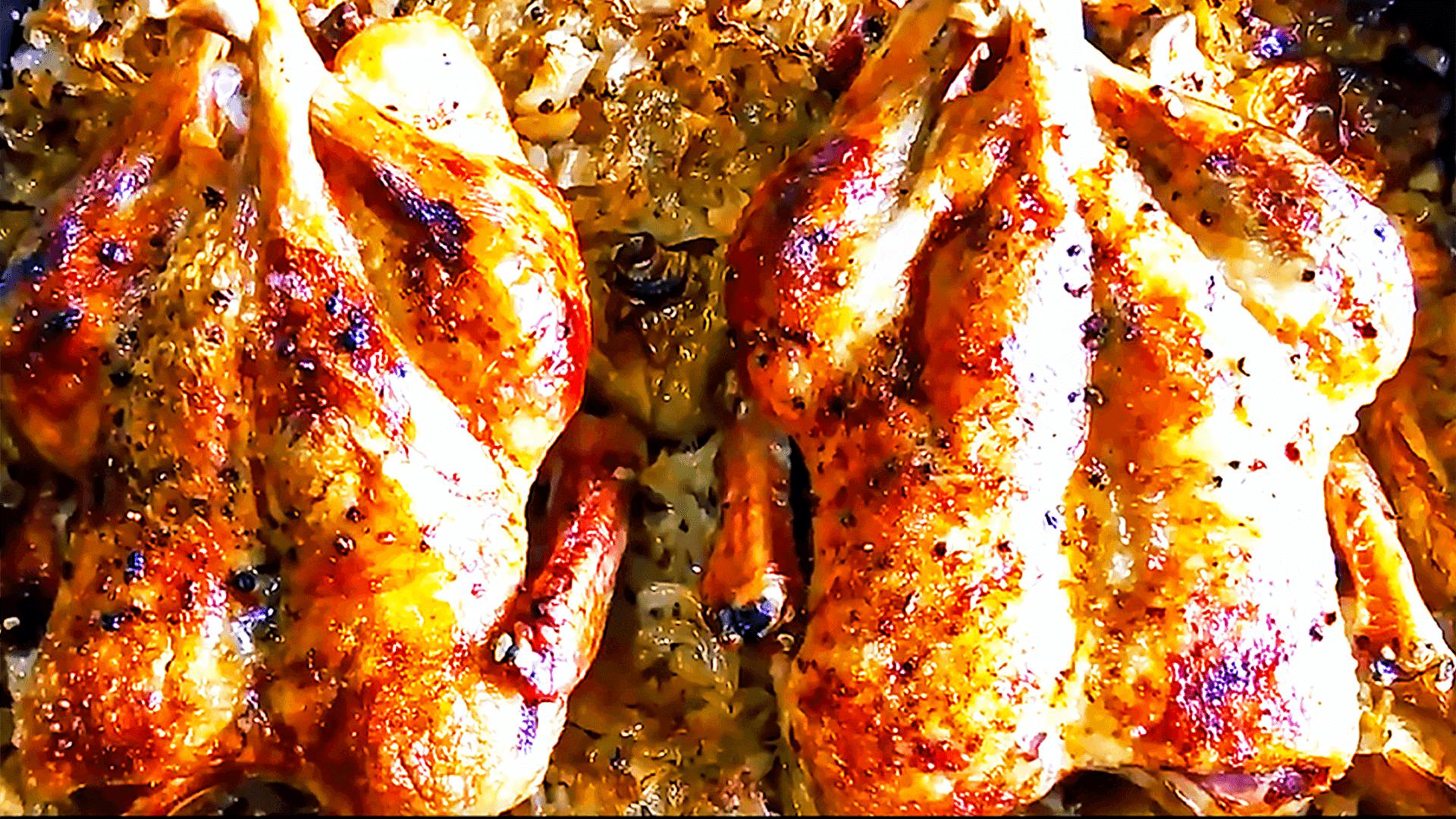 Slow Roast Duck with Sauerkraut - Roasted Whole Duck Recipe