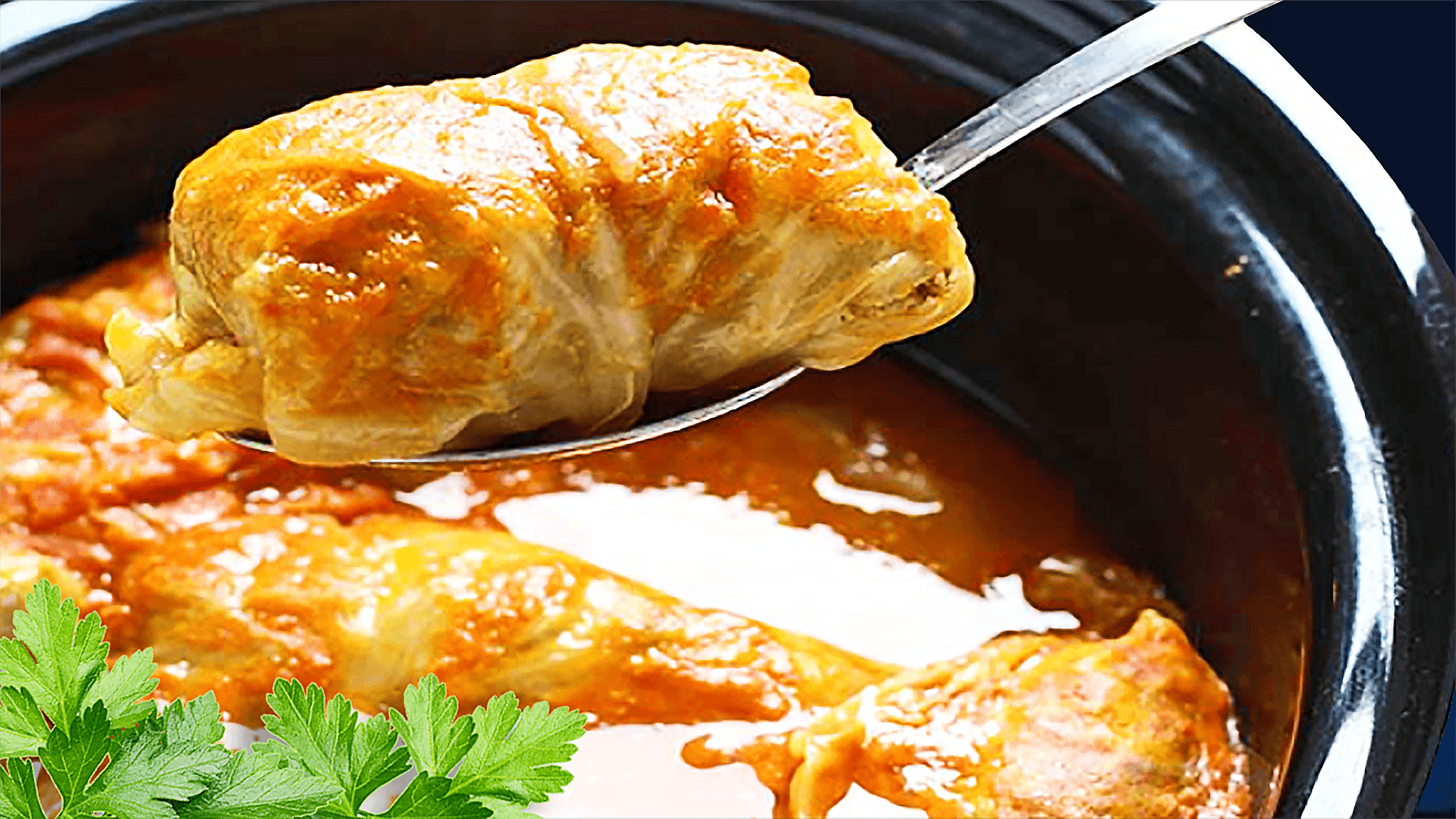 Hungarian Sweet Cabbage Stuffed Rolls Recipe