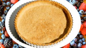 Sweet Tart Crust (Easy Tart Dough Recipe)