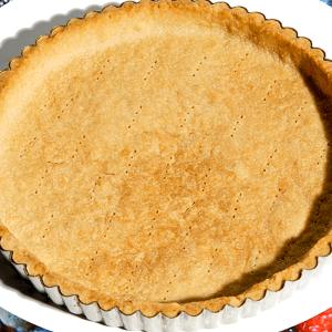 Basic Tart Crust Recipe for Sweet Tarts | My Easy Tart Dough Video #107