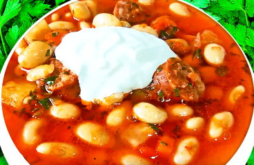 "White Bean Soup (Easy White Bean and Sausage Soup Recipe)<span class=""rmp-archive-results-widget ""><i class="" rmp-icon rmp-icon--ratings rmp-icon--star rmp-icon--full-highlight""></i><i class="" rmp-icon rmp-icon--ratings rmp-icon--star rmp-icon--full-highlight""></i><i class="" rmp-icon rmp-icon--ratings rmp-icon--star rmp-icon--full-highlight""></i><i class="" rmp-icon rmp-icon--ratings rmp-icon--star rmp-icon--full-highlight""></i><i class="" rmp-icon rmp-icon--ratings rmp-icon--star rmp-icon--full-highlight""></i> <span>5 (1)</span></span>"