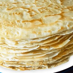 Basic French Crepes Recipe (How to Make Crepes with Milk in 11 Steps)
