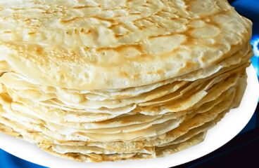 Basic French Crepes Recipe (How to Make Crepes with Milk in 11 Steps)<span class=