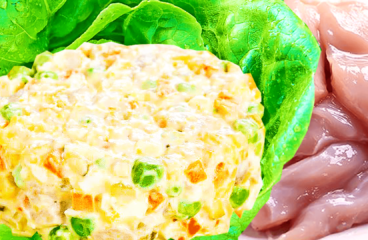 "Homemade Chicken Salad with Vegetables (Easy Chicken Salad Recipe)<span class=""rmp-archive-results-widget ""><i class="" rmp-icon rmp-icon--ratings rmp-icon--star rmp-icon--full-highlight""></i><i class="" rmp-icon rmp-icon--ratings rmp-icon--star rmp-icon--full-highlight""></i><i class="" rmp-icon rmp-icon--ratings rmp-icon--star rmp-icon--full-highlight""></i><i class="" rmp-icon rmp-icon--ratings rmp-icon--star rmp-icon--full-highlight""></i><i class="" rmp-icon rmp-icon--ratings rmp-icon--star rmp-icon--full-highlight""></i> <span>5 (2)</span></span>"