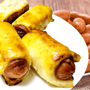 Easy Australian Sausage Rolls (Puff Pastry Sausage Roll Recipe in 12 Steps)