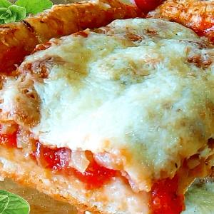 The Sicilian Pizza (Easy Sicilian Pizza Recipe)