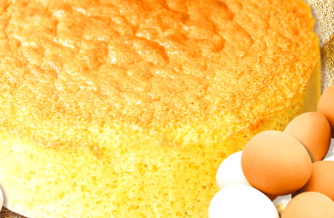 Easy Vanilla Sponge Cake (Victoria Sponge Cake Recipe with 8 Eggs)<span class=