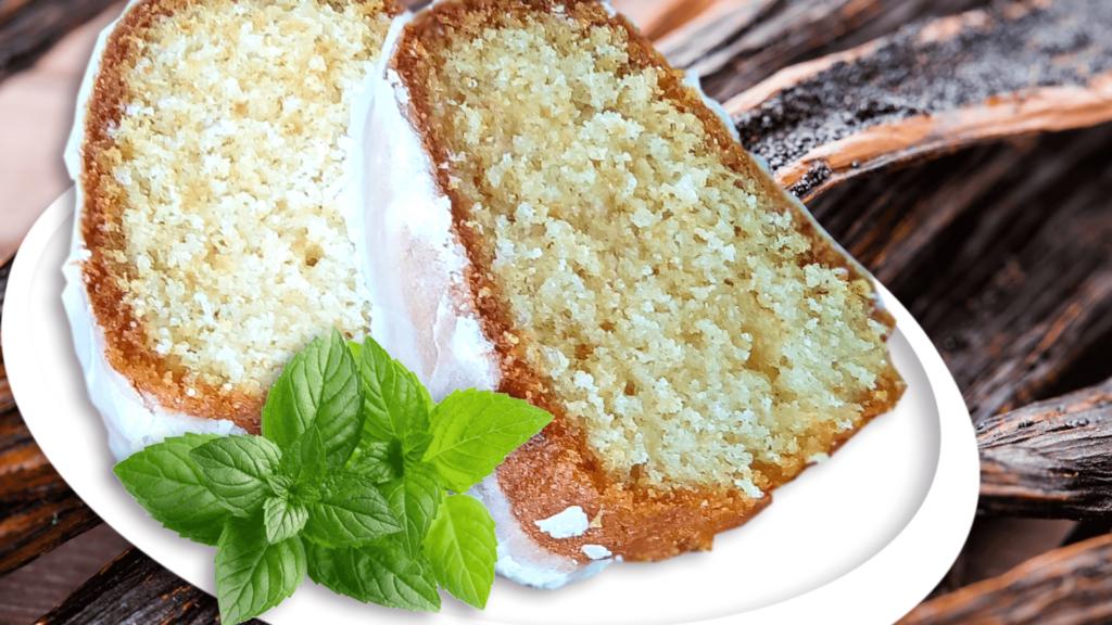 Vanilla Bundt Cake (Easy Vanilla Cake Recipe)