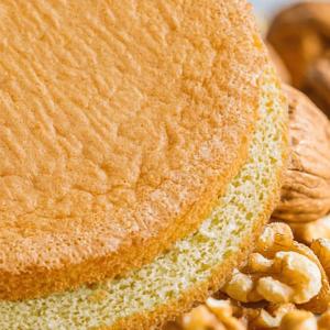 Walnut Sponge Cake with 8 Eggs (Walnut Sponge Recipe)