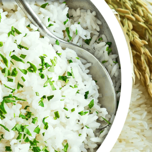 Easy Rice Pilaf (Vegetarian Rice Pilaf Recipe in 5 Steps)