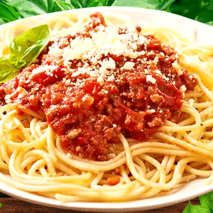 Easy Spaghetti Bolognese from Scratch (Spaghetti Bolognese Recipe in 9 Steps)