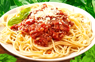 Easy Spaghetti Bolognese from Scratch (Spaghetti Bolognese Recipe in 9 Steps)<span class=