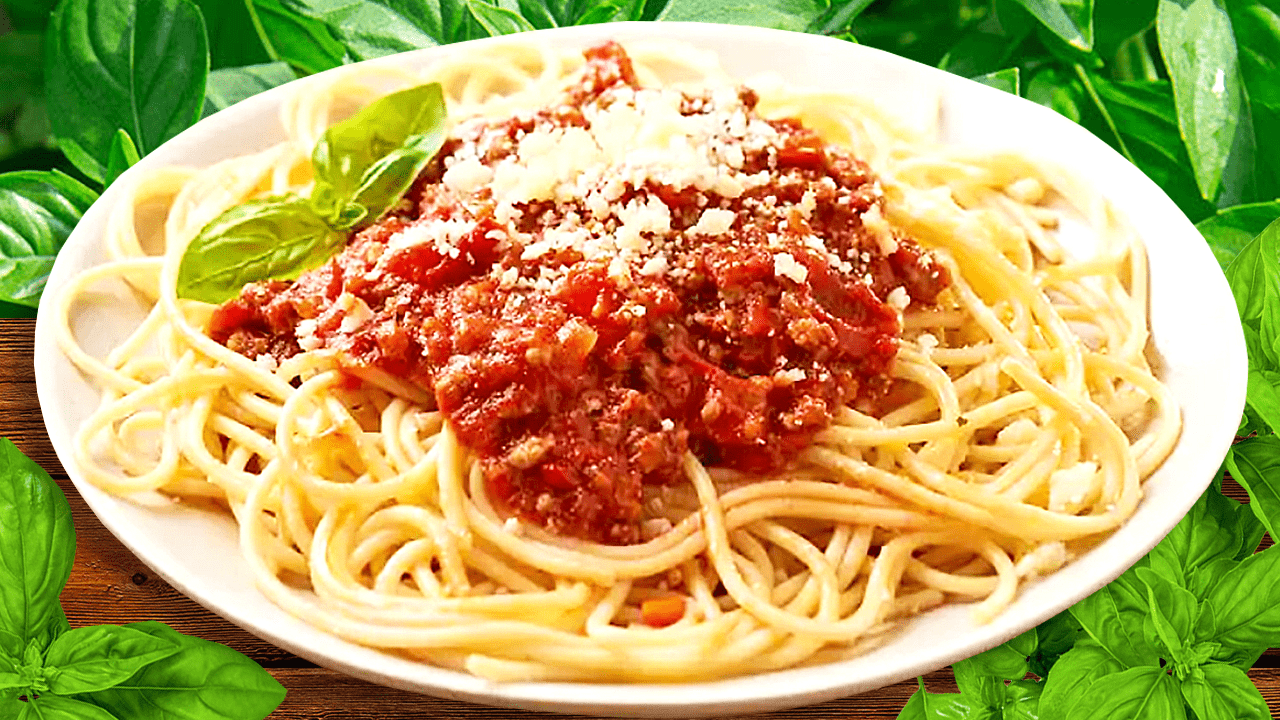 Easy Spaghetti Bolognese From Scratch Spaghetti Bolognese Recipe In 9 Steps