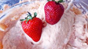 Easy Strawberry Cake Filling Recipe