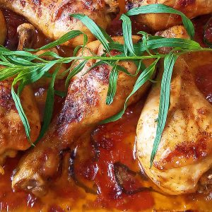 Easy Baked Chicken Drumsticks (Baked Drumsticks Recipe in 11 Steps)