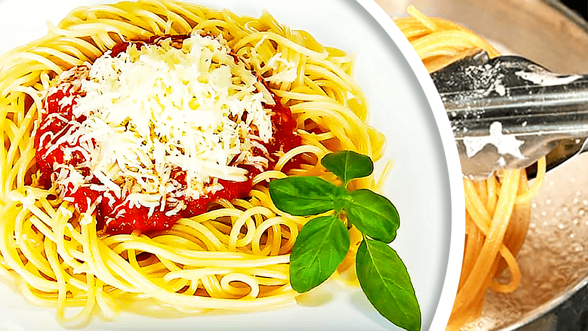 Simple Spaghetti With Tomato Sauce Homemade Pasta Sauce Recipe In 9 Steps