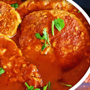 Oven-Baked Pork Chops in Tomato Sauce | Easy Cooking Pork Chops Video #162