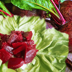 Special Roasted Beet Salad Recipe (Cold Beetroot Salad in 7 Steps)