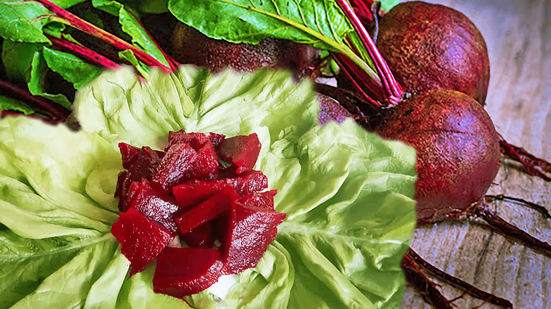 Special Roasted Beet Salad Recipe (Cold Beetroot Salad)
