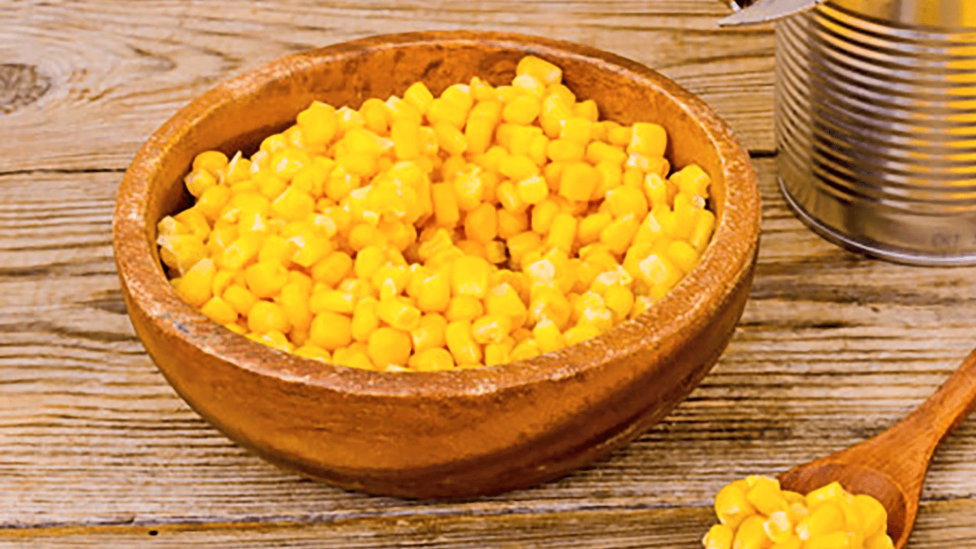 Canned Corn for Sweet Corn Salad