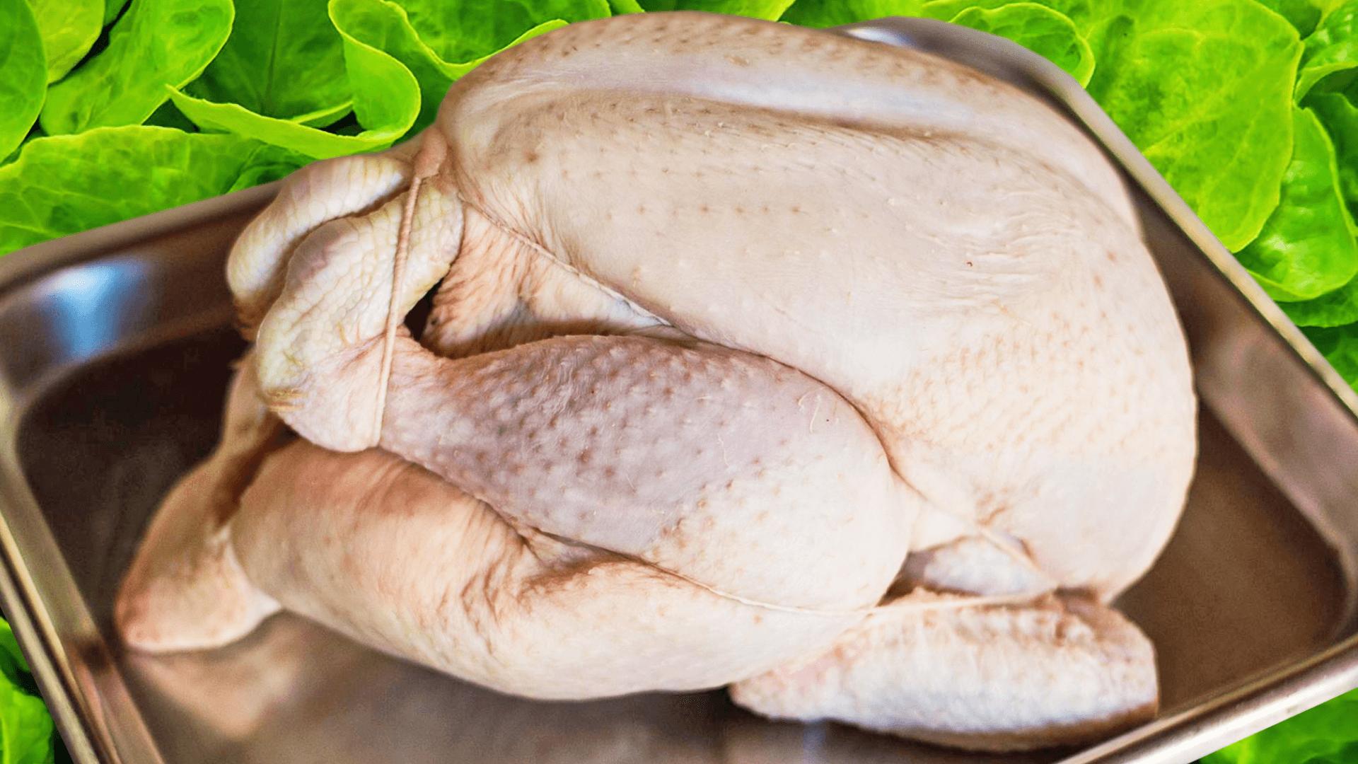 Whole Chicken for Stuffed Chicken Roast