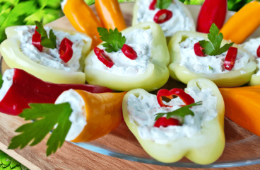 Easy Ham Cream Cheese Appetizers (Cream Cheese Spread Recipe in 8 Steps)<span class=