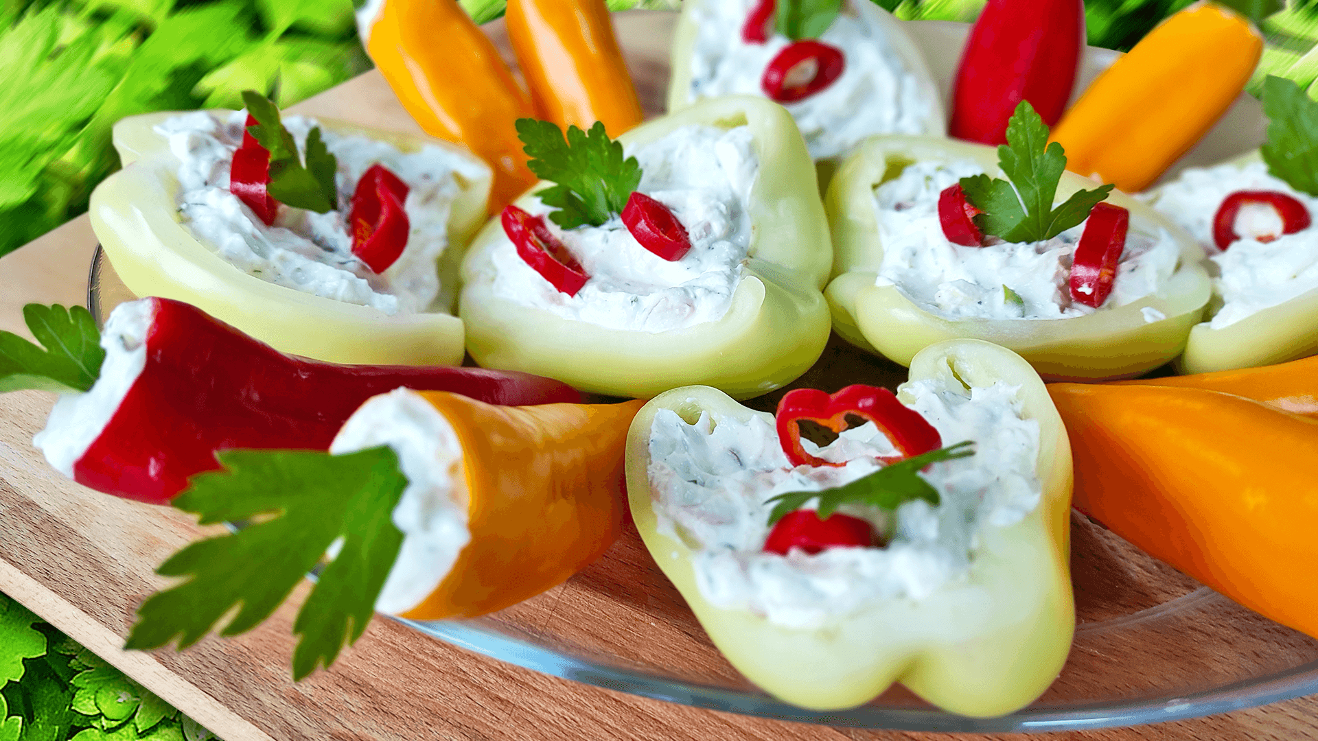 Ham Cream Cheese Appetizers (Easy Cream Cheese Spread Recipe)