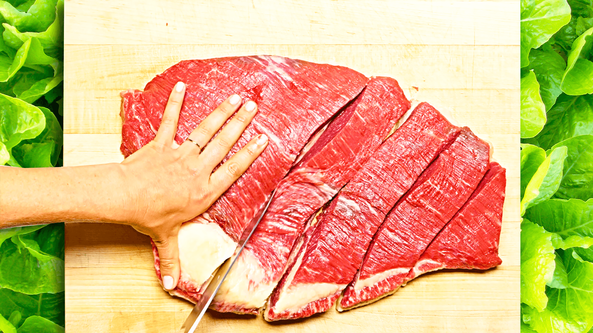 Raw Pork Brisket