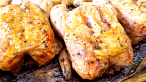 Baked Chicken Recipe with Rosemary