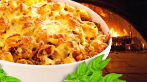 Easy Homemade Pasta Beef Casserole Recipe