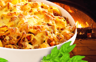 Easy Homemade Pasta Beef Casserole Recipe in 7 Steps<span class=