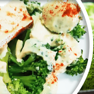 Easy Broccoli Salad Recipe with Yogurt & Cheese in 9 Steps