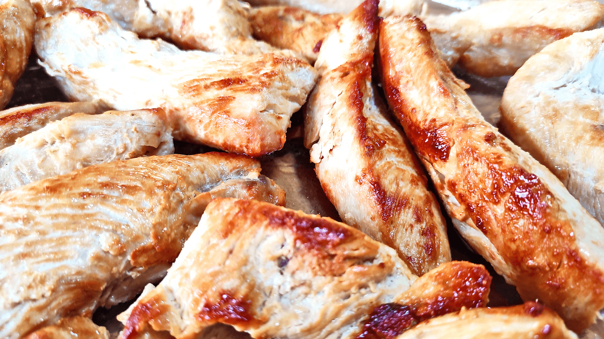 Fried Turkey Breast Recipe (Cooking Turkey Breast in the Pan)
