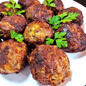 Delightful Pork Meatballs | My Easy Cooking Pork Meatballs Recipe #180